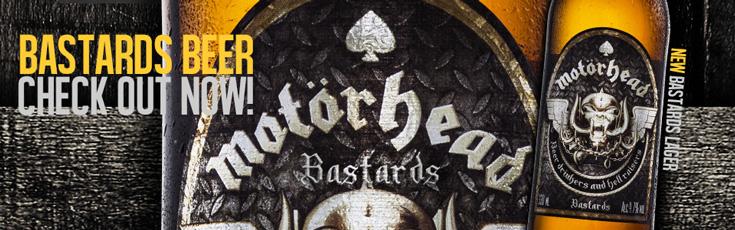 motorhead bier banner
